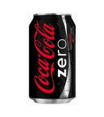 COCACOLA ZERO 350ml